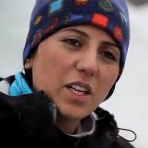 First Pakistani woman to scale Everest.