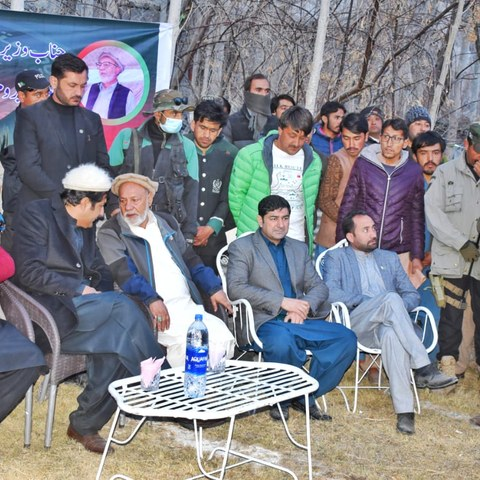 The Chief Minister of Gilgit-Baltistan visits Masharbrum and Hushé Valley