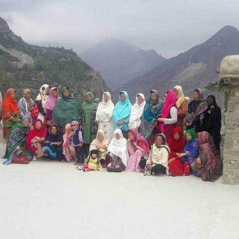 Women  tour form Hushe Valley to  Gilgit and Hunza.