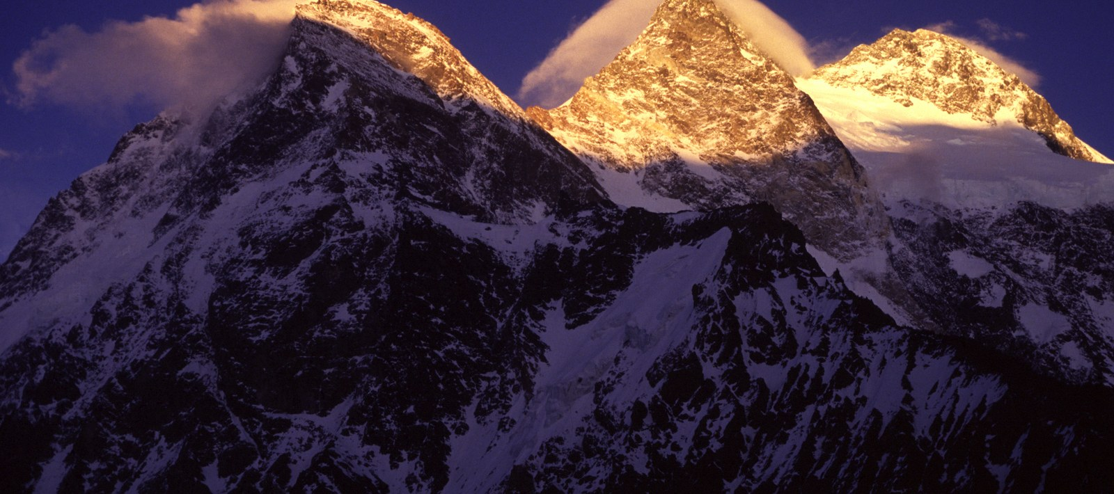 The Karakorum is the most amazing mountain range you will ever find.
